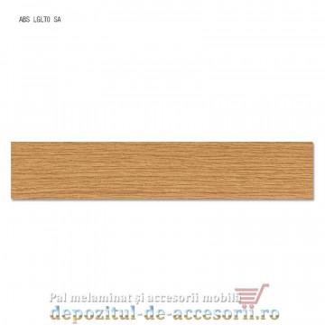 Cant ABS Stejar natur deschis 22mm x 0,4mm Compatibil cu PAL Melaminat Stejar natur deschis H1502 ST15 Egger