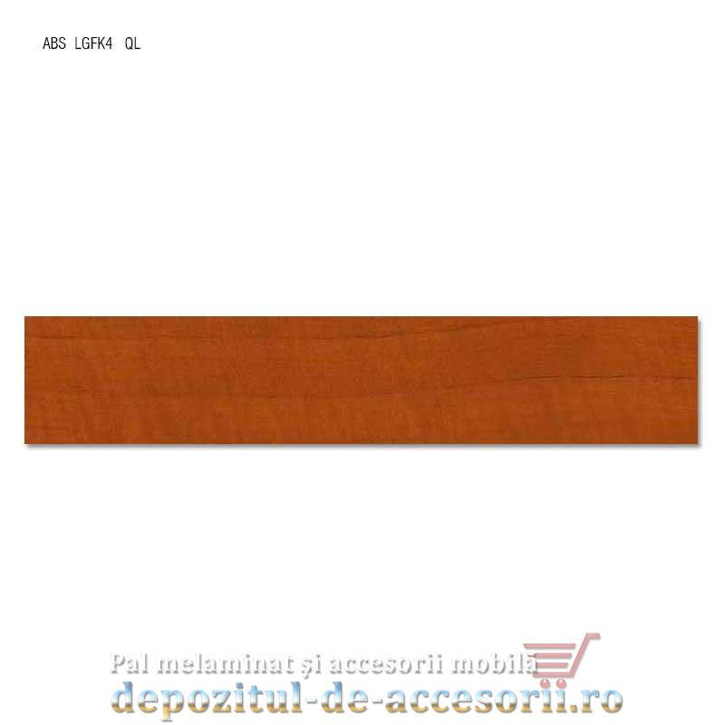 Cant ABS Calvados Sienna 22mm x 0,4mm Compatibil cu PAL Melaminat Calvados Sienna H1951 ST15 Egger