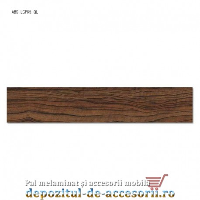 Cant ABS Măslin Cordoba inchis 22mm x 0,4mm. Compatibil cu PAL Melaminat Maslin Cordoba inchis H3031 ST9
