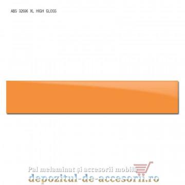 Cant ABS Portocaliu 22mm x 1mm super lucios (High gloss)