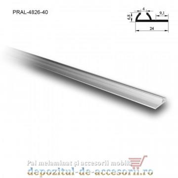 Sina simplă PKM80 M 4m aluminiu