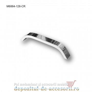 Mâner mobilier Cromat M6068 128mm