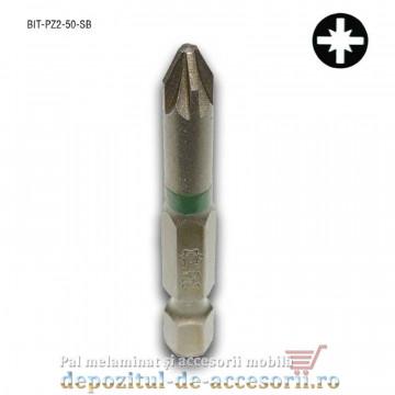 Cap șurubelniță în cruce profesional Pz2 50mm BIT Pz2 Stark Bohrer