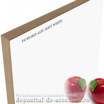 Panou MDF Acrilic Alb super lucios Unilin high gloss F4749-0025-19-UNI