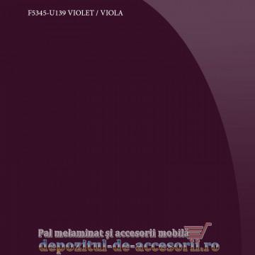 Panou MDF Acrilic Violet super lucios Unilin high gloss F5345-U139