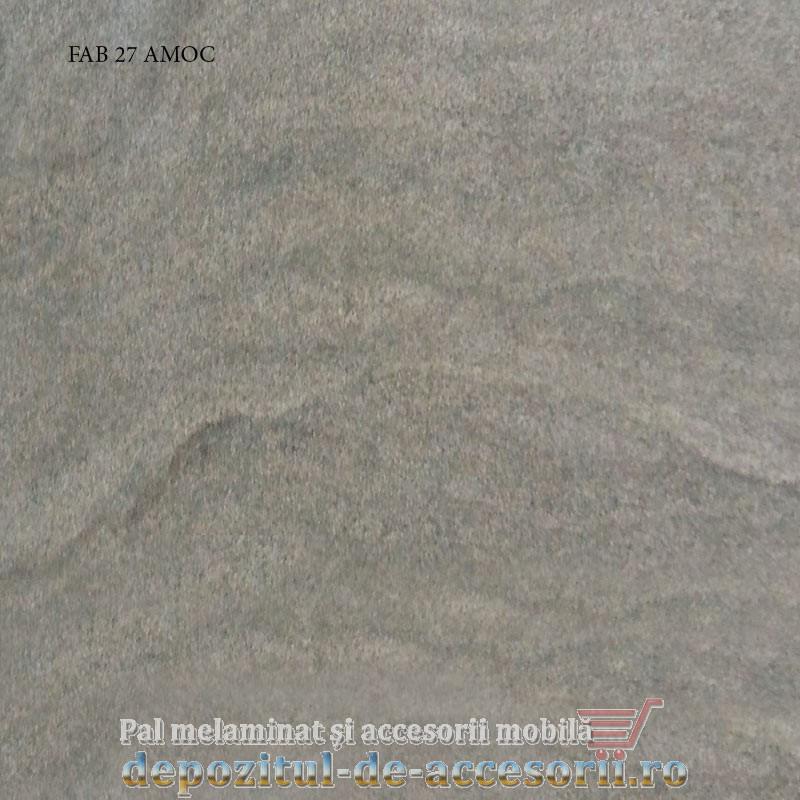 Blat de bucatarie lucios AMOC dimensiuni 28x800x4200mm FAB 27 FAB Grup