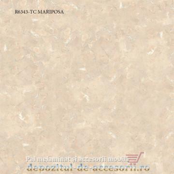 Blat de bucatarie perlat MARIPOSA 38x600x4100mm Pfleiderer R6343-TC