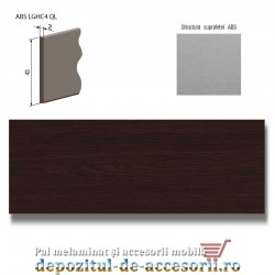 Cant abs Wenge Magia 2226 PR, Stejar Magic A840 43mm x 2mm