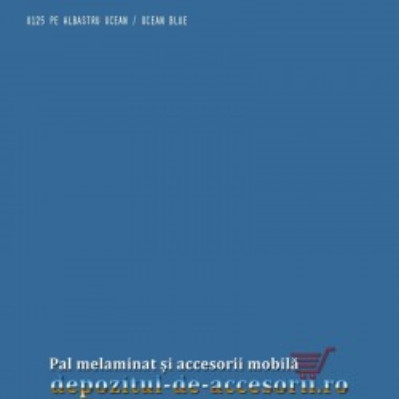 PAL Melaminat Albastru ocean U125 PE Krono Ucraina