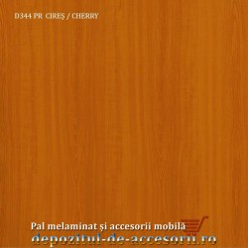 Pal melaminat Cireș D344 PR 16mm Krono