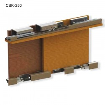 Sistem glisare CBK250 pentru usi culisante dressing 100Kg Cagberk