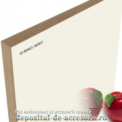 Panou MDF Bianco 431 super lucios Stillay high gloss