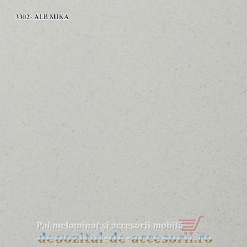Blat bucatarie ALB MIKA 3302 38x600x4200 Ricci Italia