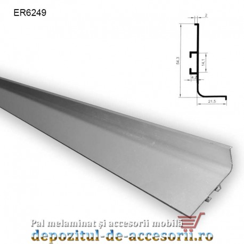 Profil orizontal superior L GOLA