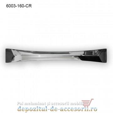 Mâner mobilier M6003-160-CR Cromat
