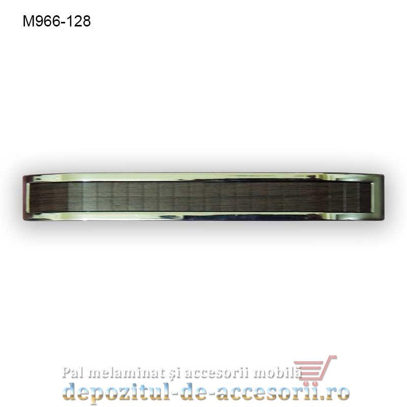 Mâner mobilier M966-160-CR Crom-Lemn