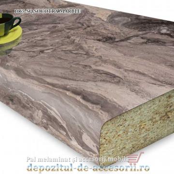 Mai multe despre Blat bucătărie SOCOTRA MARBLE 1065-SQ 38x600x4100 Krono Swiss