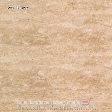 Blat bucatarie TEOS 2096-PE 38x600x4100 Krono Swiss